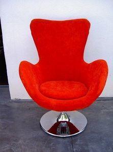 Mathi Design - fauteuil_cocoon - Poltrona Girevole