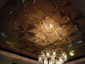 NOVA METALS - gage decorative metal ceilings - Lastra Soffitto