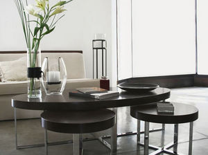 Diseño Base -  Objetos -  - Tavolino Ovale