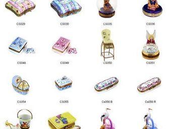 Carenton Porcelaine -  - Scatolina Per Dente Da Latte
