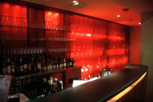 Andrew Moor Associates -  - Idee: Bar & Bar Albergo