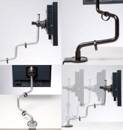 Colebrook Bosson Saunders - rodney monitor arm - Portaschermo