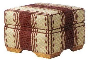 Classic Choice - belmont foot stool - Poggiapiedi