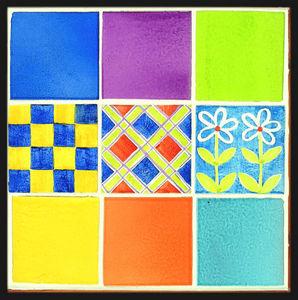Antrad -  - Piastrella Di Ceramica