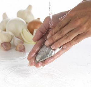 Mastrad - savon d'acier deos - Sapone Acciaio