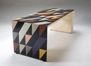 Toby Winteringham - shift coffee table - Tavolino Rettangolare