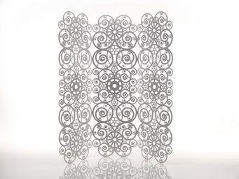 BYSTEEL - lace screen h 190 - Paravento Separ�