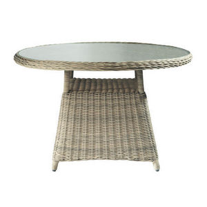 MAISONS DU MONDE - table à diner saint-raphaël - Tavolo Da Pranzo Rotondo