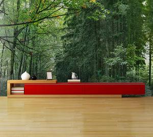 IN CREATION - forêt wild 1 - Carta Da Parati Panoramica