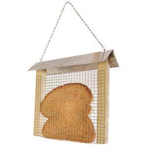 Esschert Design - mangeoire à tartine - Mangiatoia Per Uccelli