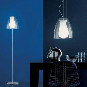 Murano Due - finn - Lampada Da Terra