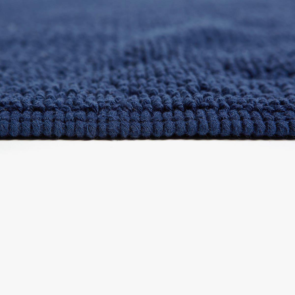 Réversible bleu - Tappeto da bagno - Blu - 50 X 70 CM - Zara