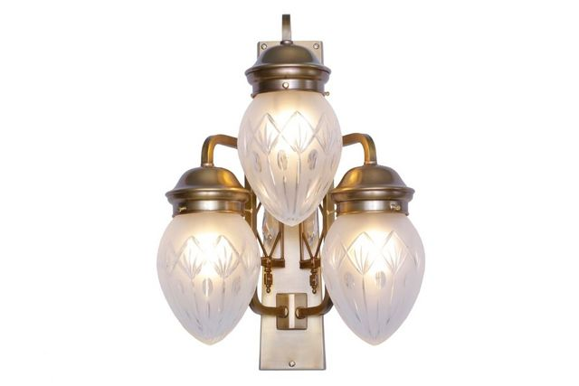 PATINAS - lampada da parete-PATINAS-Pannon wall light III.