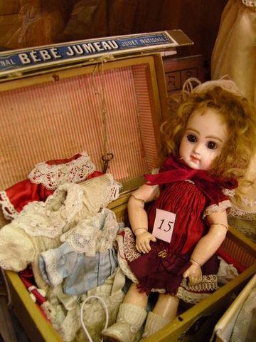 Arielle Antiquités - Bambola-Arielle Antiquités